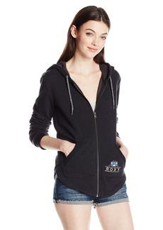Roxy Junior's Hawser Hoodie B Full Zip Fleece  M