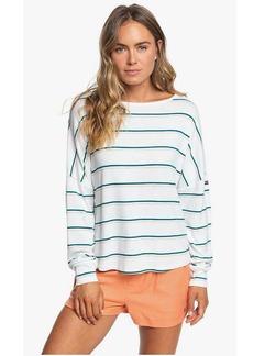 Roxy Women's Holiday Everyday Stripe Top