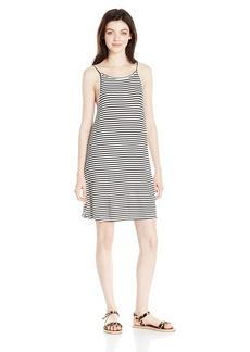 Roxy Women's I Did Didn't Stripe Bodycon Dress  XS