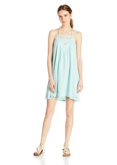 Roxy Women's I Knew from U Strappy Dress  M