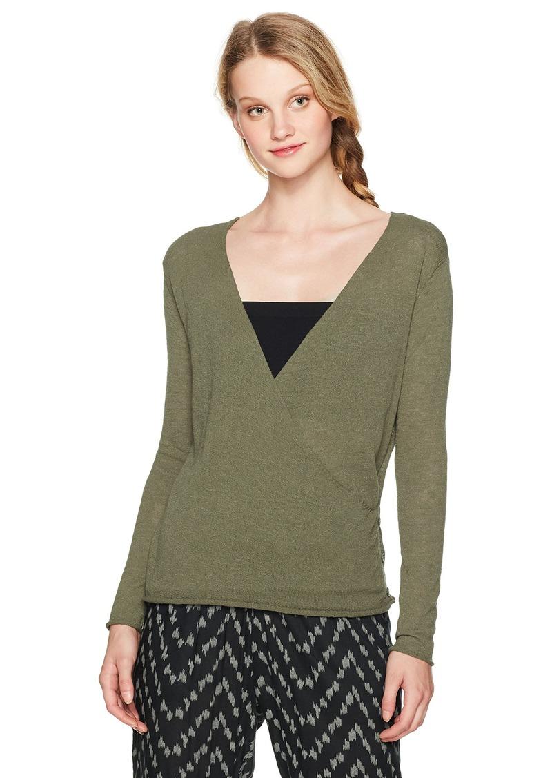 Roxy Women's in Like with You Sweater Dusty Olive ERJSW03218 XL
