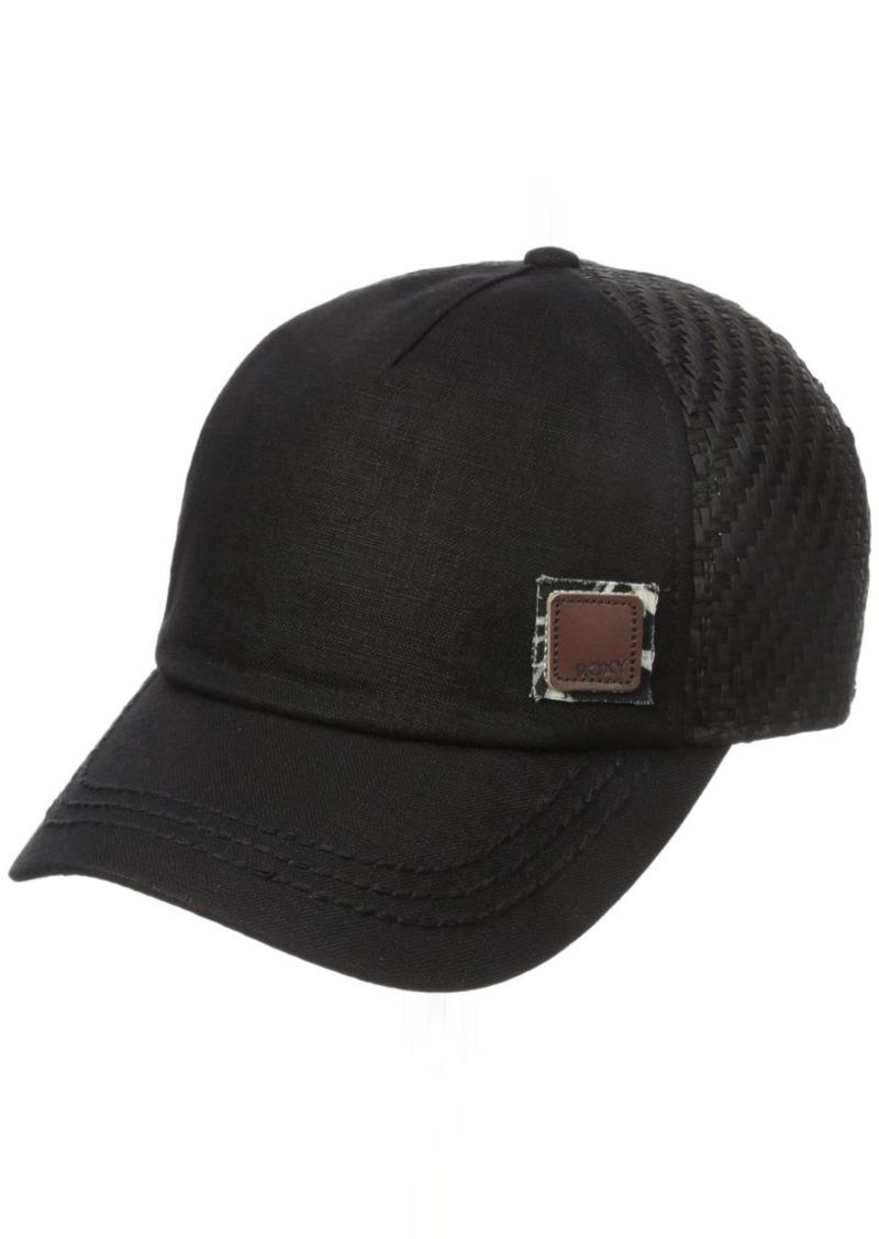 45520b787fc Roxy Roxy Women s Incognito Hat Anthracite ERJHA03317 1SZ