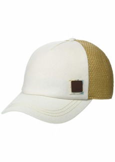 Roxy Women's Incognito Trucker Hat  One