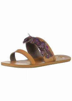 Roxy Women's Izzy Slide Sandal   M US