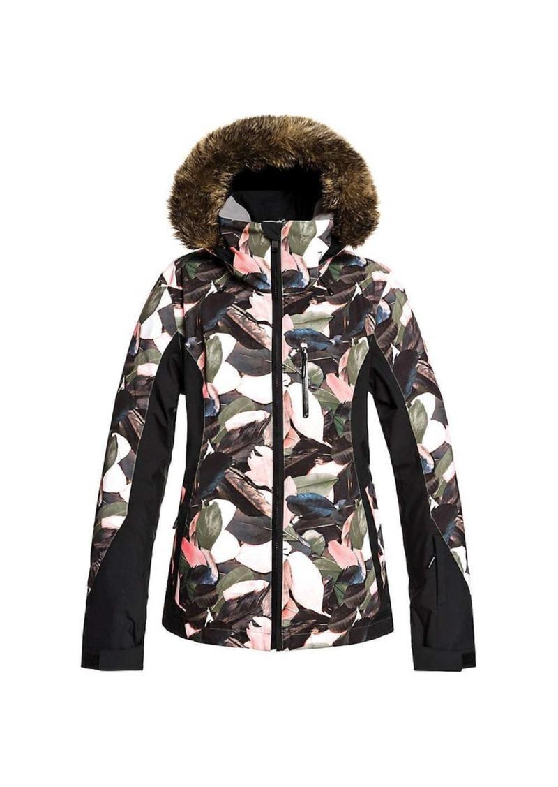 Roxy Women's Jet Ski Premium Jacket