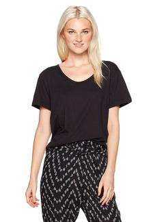 Roxy Women's Just Simple Short Sleeve ShirtAnthracite ERJZT04055S