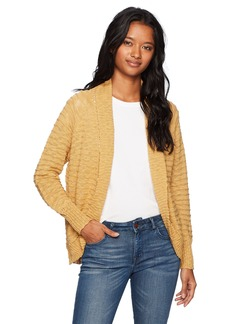 Roxy Women's Let's Go Anywhere Cardigan  L