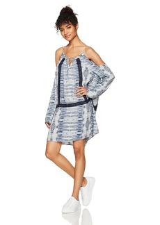 Roxy Women's Live Loudly Dress Dress Blues Chief Prado ERJWD03156 M