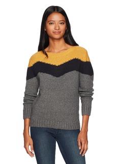 Roxy Women's Love Endures Sweater Charcoal Heather ERJSW03217 XL