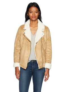 Roxy Women's Love Found Jacket Tobacco Brown ERJJK03201 XS