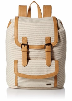 Roxy womens Love Poem Backpack camel