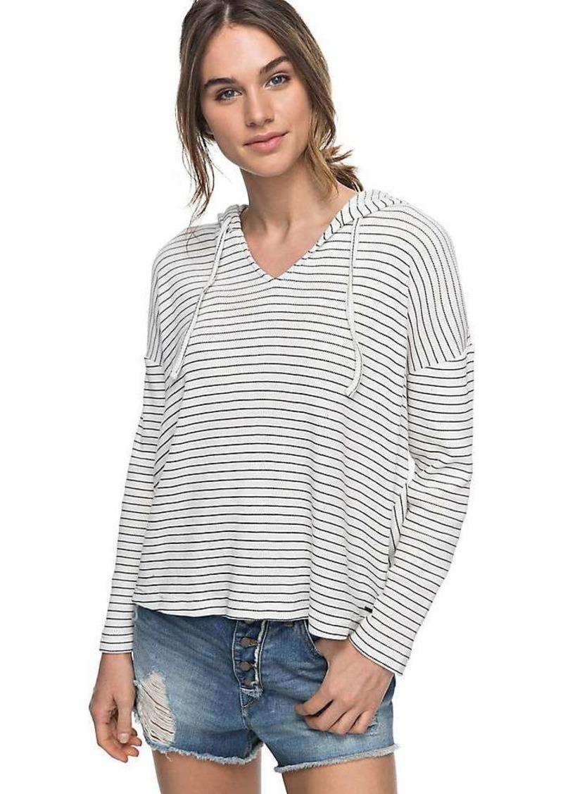 Roxy Women's Lovely Aside Stripe Top