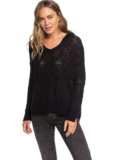 Roxy Women's Lovely Soul Sweater