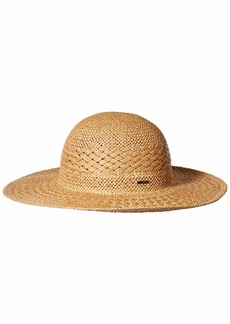 Roxy Women's Made of Light Straw Hat natural 1 SZ