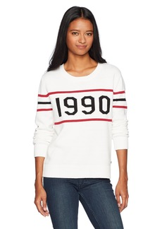 Roxy Women's Manhattan Darling Sweater Marshmallow ERJSW03219 XS