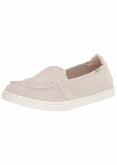 Roxy Women's Minnow Slip On Sneaker