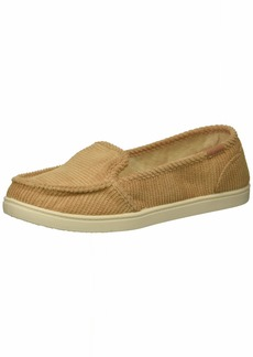 Roxy Women's Minnow Sneaker tan