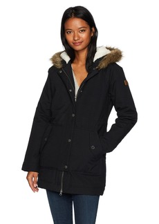 Roxy Women's Mountain Song Jacket Anthracite ERJJK03195 XS
