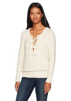 Roxy Women's My Little Bliss Sweater Metro Heather ERJSW03220 XL