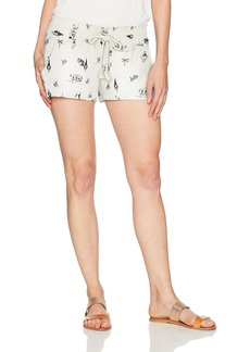Roxy Women's Oceanside Printed Non-Denim Shorts  M