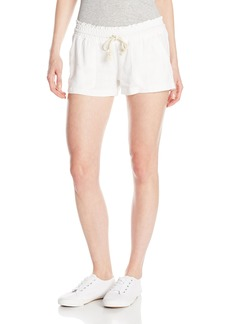 Roxy Women's Oceanside Short Elastic Waist Non Denim Shorts