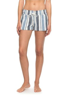 Roxy Women's Oceanside Yarn Dyed Short