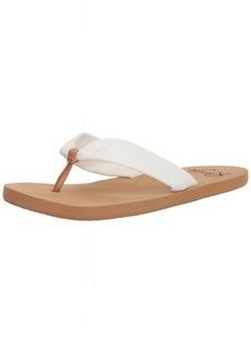 Roxy Women's Paia Knotted Sandal Flip-Flop   M_US