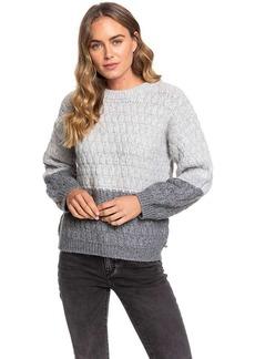 Roxy Women's Polaroid Girl Sweater