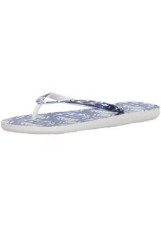 Roxy Women's Portofino Flip Flop Sandals   M US
