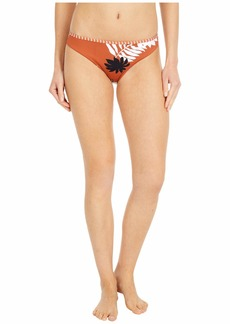 Roxy Women's Print Beach Classics Fashion Full Swim Bottom  XS