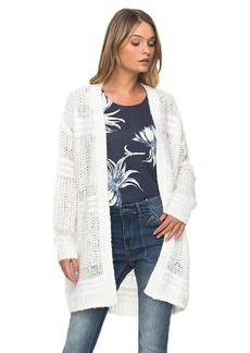 Roxy Women's Pursuit of Liberty Cardigan