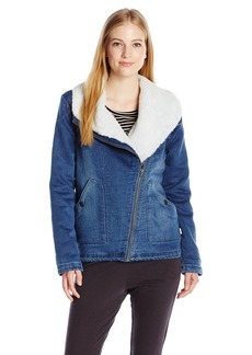 Roxy Women's San Simon Denim Jacket  edium