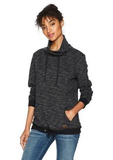 Roxy Women's Sandy Dreams Fleece Sweatshirt  S
