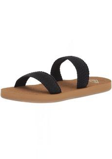 Roxy Women's Sanibel Sandals Slide   M US