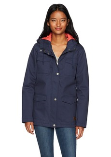 Roxy Women's Sea Song Jacket Dress Blues ERJJK03192 S