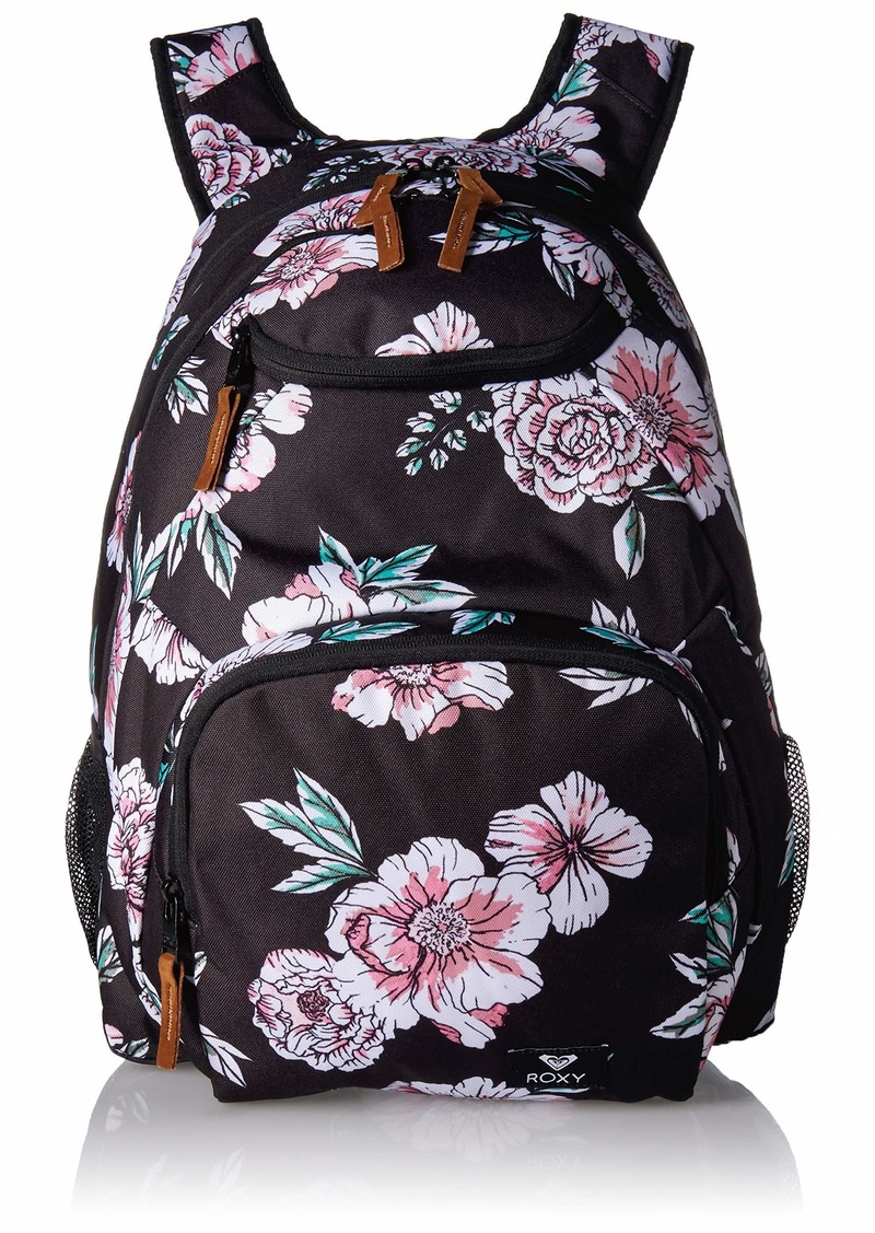 Roxy Women's Shadow Swell Backpack Anthracite AXS Sept