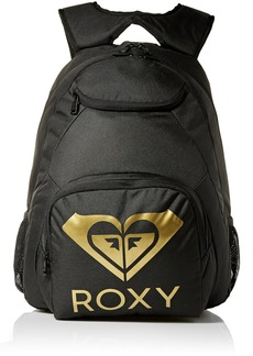 Roxy Womens Shadow Swell Backpack Anthracite 1SZ
