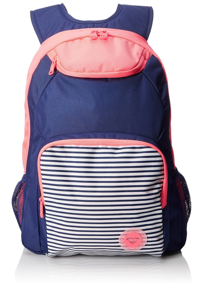 Roxy Women's Shadow Swell Colorblock Backpack