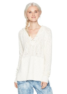 Roxy Women's Smooth and Sassy Sweater Marshmallow ERJSW03210 S