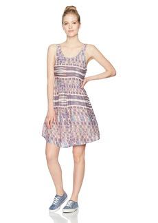 Roxy Women's So Smart Scoop Neck Sleeveless Dress  L