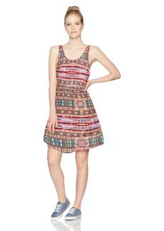Roxy Women's So Smart Scoop Neck Sleeveless Dress  XS