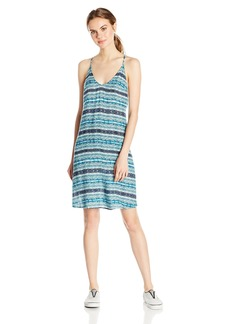 Roxy Women's Soft Addict Printed Strappy Dress  L