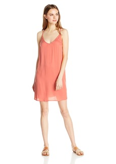 Roxy Women's Soft Addict Strappy Dress  XL