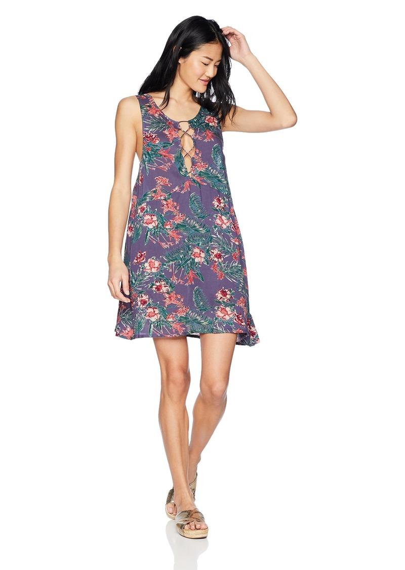Roxy Women's Sol Coverup Swim Dress  S