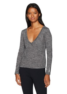 Roxy Women's Soul Storm Fleece Sweatshirt  M
