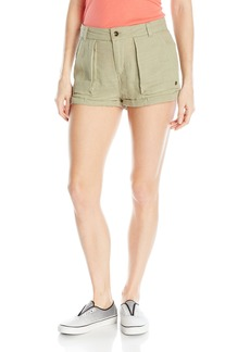 Roxy Women's South Direction Cotton Cargo Shorts