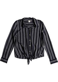 Roxy Women's Suburb Vibes LS Shirt