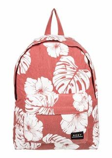 Roxy Women's Sugar Baby Canvas Backpack MARSALA ISHA S 211