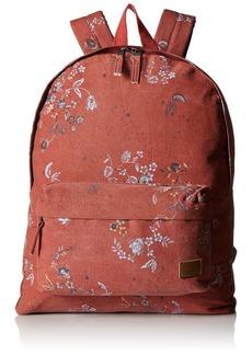 Roxy Women's Sugar Baby Canvas Backpack Tandoori Spice ACAMAR