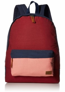 Roxy womens Sugar Baby Canvas Solid Backpack  One